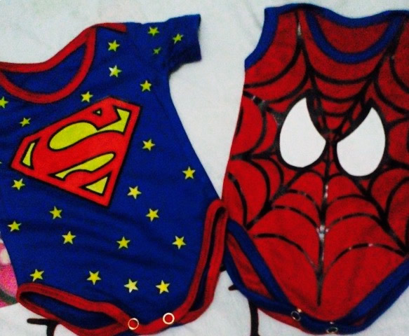 mamelucos-superman-y-hombre-arana
